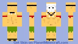 Vindicraft Shaman Minecraft Skin