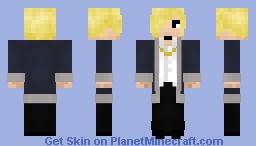 Vinsmoke Sanji (Zou Second Outfit) Minecraft Skin