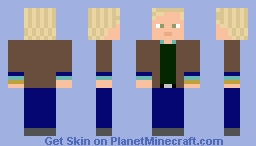 Vision (WandaVision 1x03 Main) Minecraft Skin