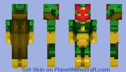 Classic Vision 🔸 Minecraft Skin