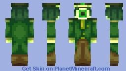 Psychonauts - Vision Quest Minecraft Skin