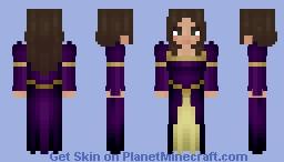 Vlachian lady Minecraft Skin