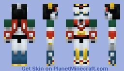 Voltron Minecraft Skin