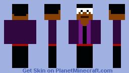 Voodoo Guy (Read Desc) Minecraft Skin