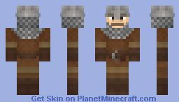 Sir Haroall Rosendal Minecraft Skin