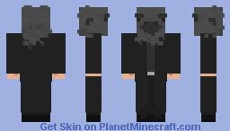 The Vulture (GTA V) Minecraft Skin