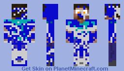 Sick Steve Minecraft Skin