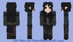 sickle cell anemia Minecraft Skin