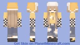 Bee girli Minecraft Skin