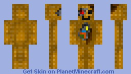 Wafflenator : dwcjee244 : IGN Austin_Craft_ : Minecraft Skin