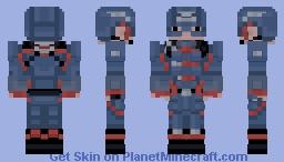 John F. Walker Minecraft Skin