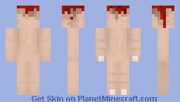 The Human Hand Minecraft Skin