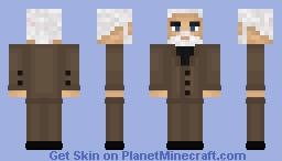 Wallace Breen Minecraft Skin