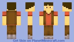 Walter Minecraft Skin