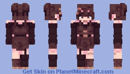 collab with Stuffles Minecraft Skin