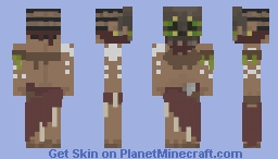 Wanaka - Series Minecraft Skin