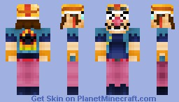 Wario (Smash Brothers Series) Minecraft Skin
