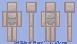 Warkot The Warrior Minecraft Skin