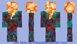 Warped Follower (Nether Update Inspired) Minecraft Skin