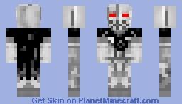 Death Warrior Minecraft Skin