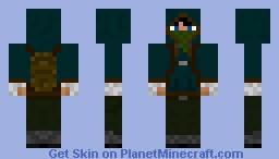 Post apocalyptic survivor (contest entry) Minecraft Skin