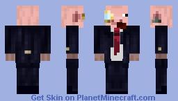 Pigman [Watch Dogs Legion] Minecraft Skin