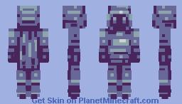 Water boy Minecraft Skin