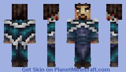 Southern Water Tribesman - Avatar The Last Airbender/Korra Minecraft Skin