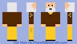 Wattson Minecraft Skin