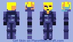 Wayne Minecraft Skin