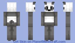 We Bare Bears - Panda Minecraft Skin
