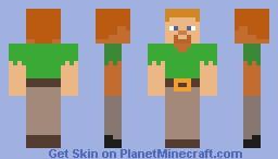 Dude 01 Minecraft Skin