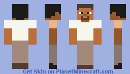 Dude 02 Minecraft Skin