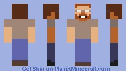Dude 03 Minecraft Skin