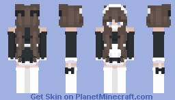maid Minecraft Skin