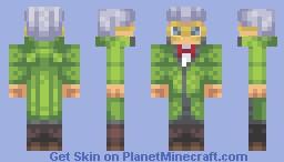 Weevil Underwood (Yu-gi-oh) Minecraft Skin