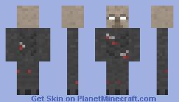 Wendigo [Remastered] Minecraft Skin