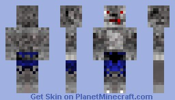 WereWolf - PMC's Twisted Reality Skin Contest!