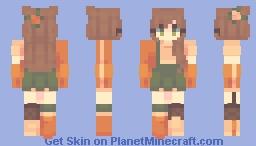 Maya Minecraft Skin