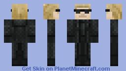 Albert Wesker costume 1 Minecraft