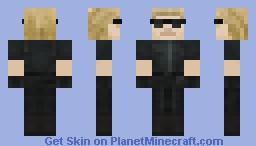 Albert Wesker Costume 2 Minecraft