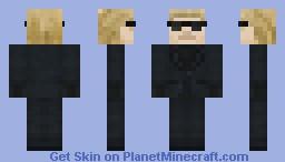 Albert Wesker Costume 4 Minecraft