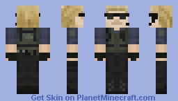 Albert Wesker Costume 5 Minecraft