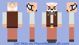 Wess Minecraft Skin