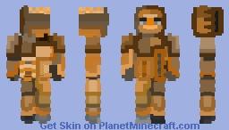 wHy? Minecraft Skin