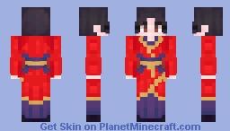 i am no man Minecraft Skin