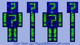 What?????? Minecraft Skin