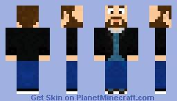 WheezyWaiter Minecraft Skin