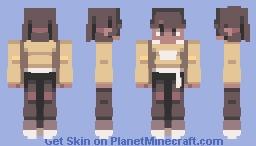 wow Minecraft Skin