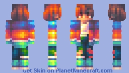 where the palm trees sway . fs Minecraft Skin